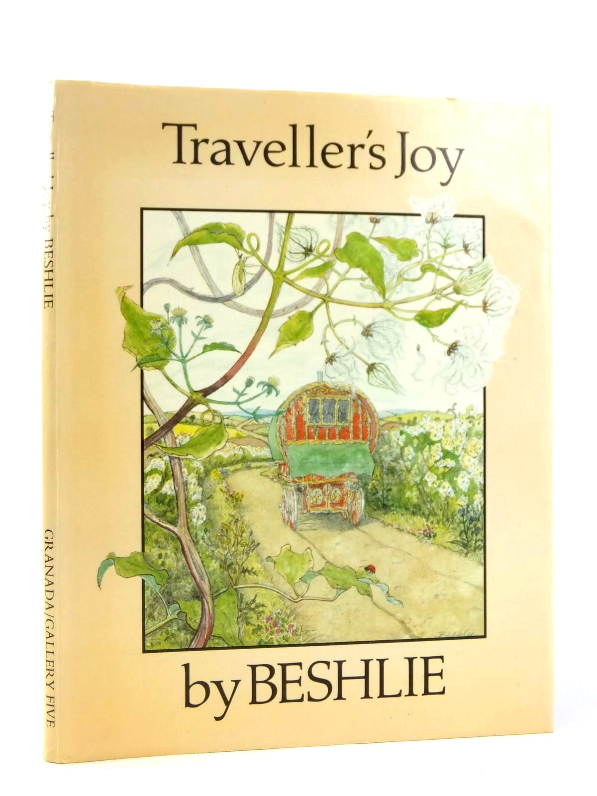 Photo of TRAVELLER'S JOY written by Beshlie,  illustrated by Beshlie,  published by Granada, Gallery Five Ltd. (STOCK CODE: 1608757)  for sale by Stella & Rose's Books