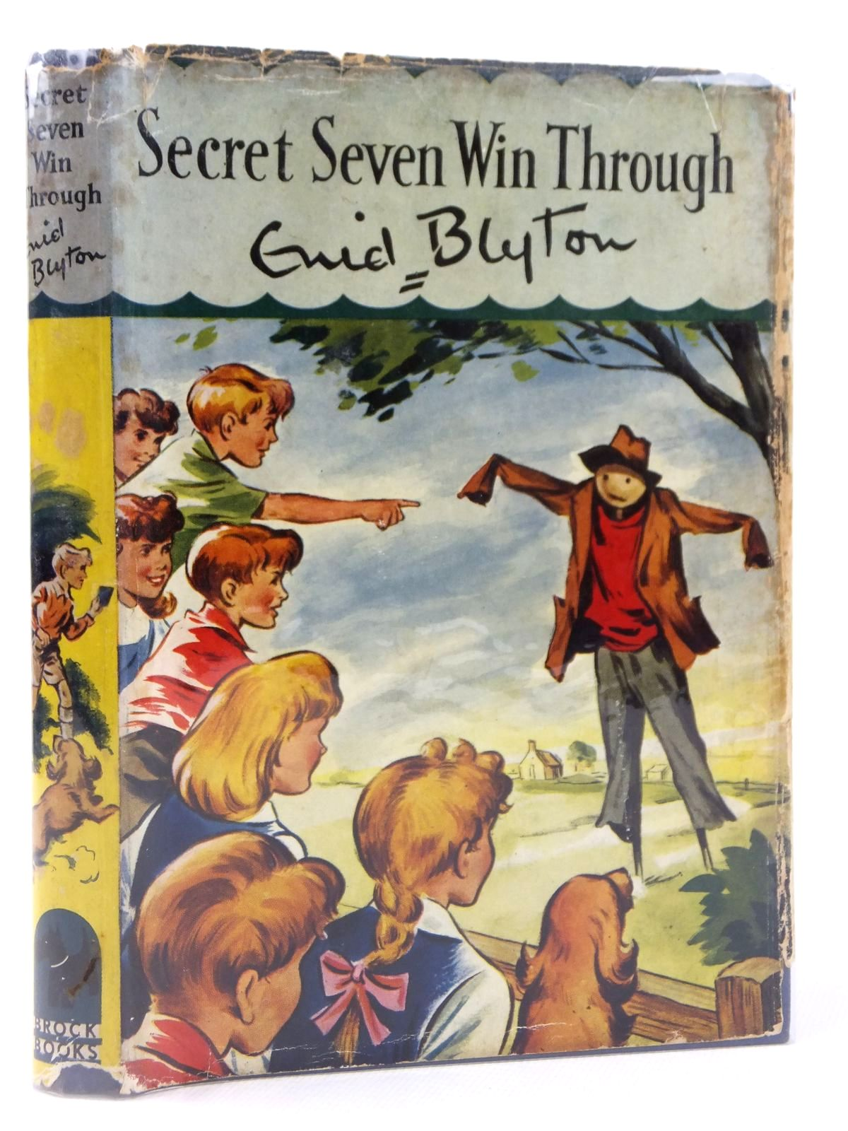 Photo of SECRET SEVEN WIN THROUGH written by Blyton, Enid illustrated by Kay, Bruno published by Brockhampton Press (STOCK CODE: 1608790)  for sale by Stella & Rose's Books
