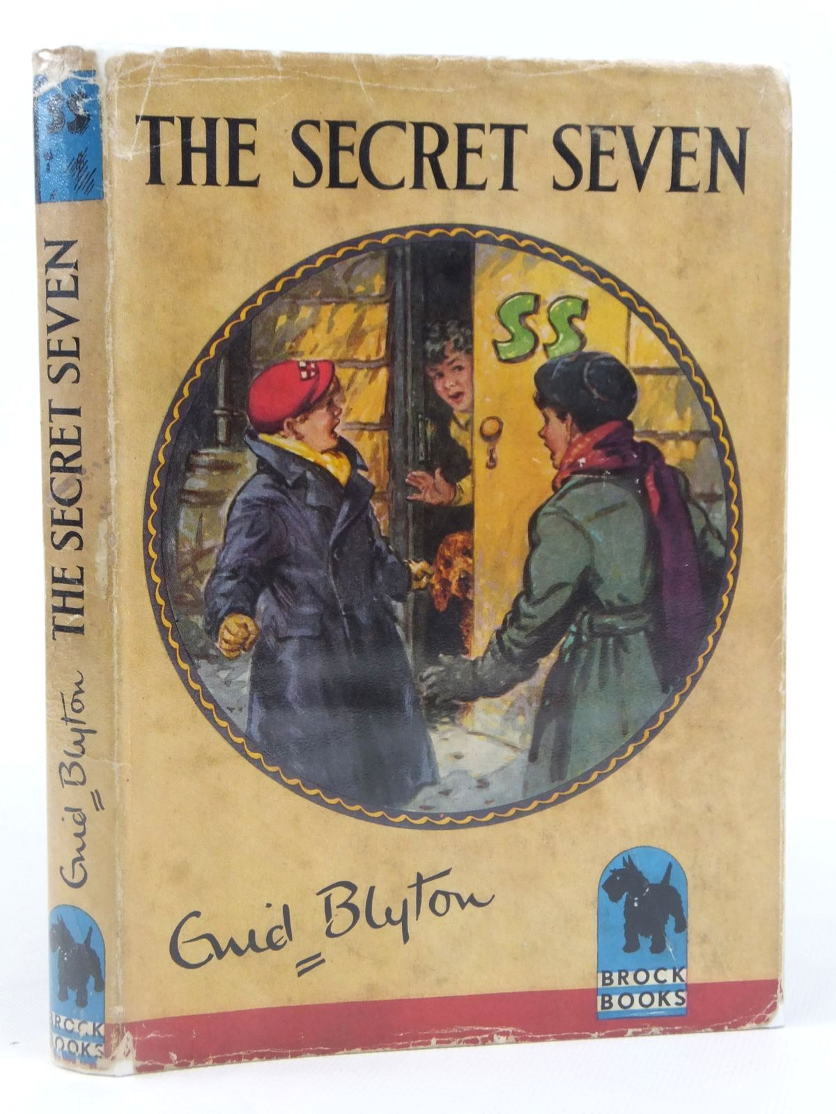 Photo of THE SECRET SEVEN written by Blyton, Enid illustrated by Brook, George published by Brockhampton Press (STOCK CODE: 1608791)  for sale by Stella & Rose's Books