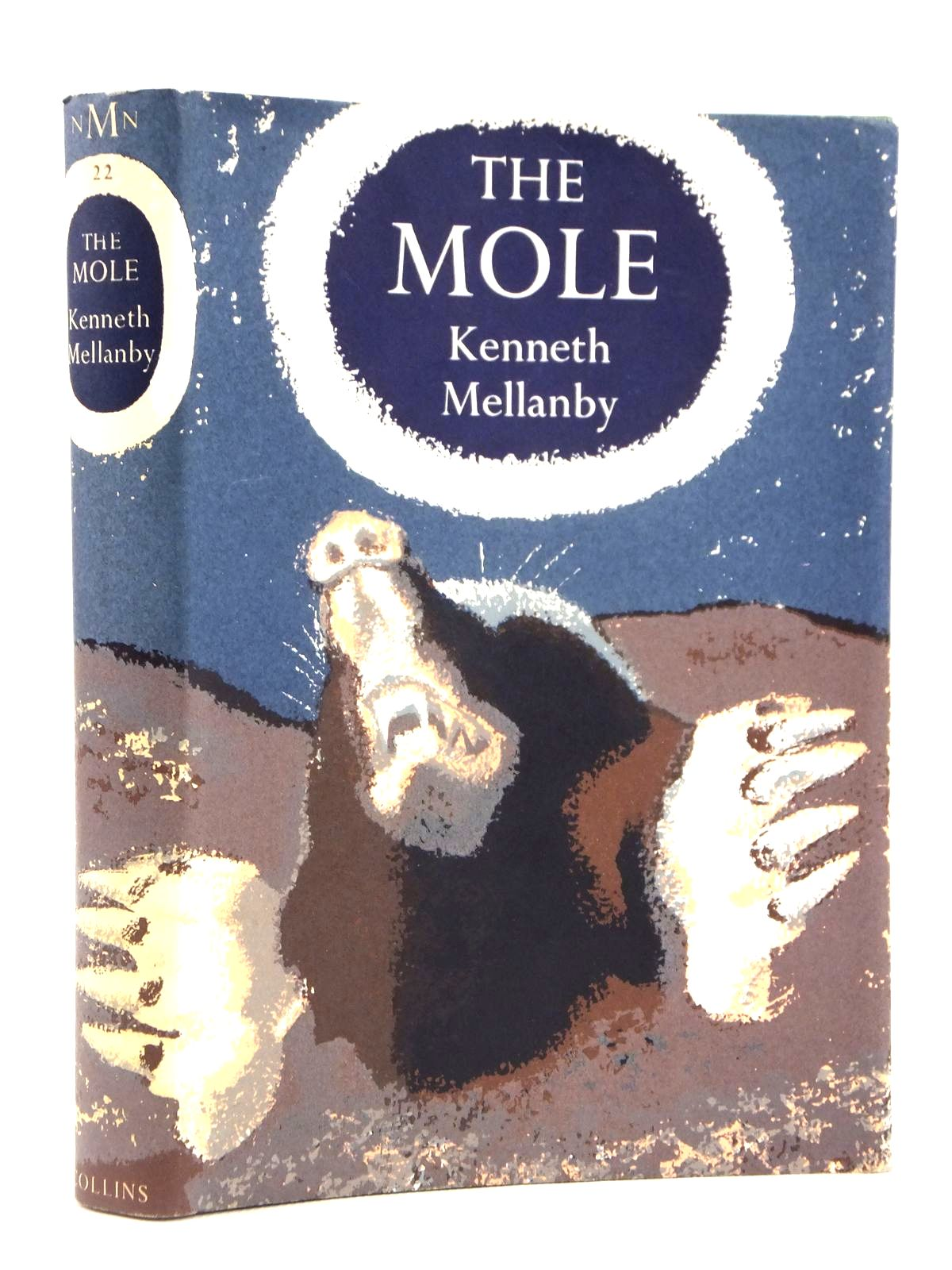 Photo of THE MOLE (NMN 22) written by Mellanby, Kenneth published by Collins (STOCK CODE: 1608805)  for sale by Stella & Rose's Books