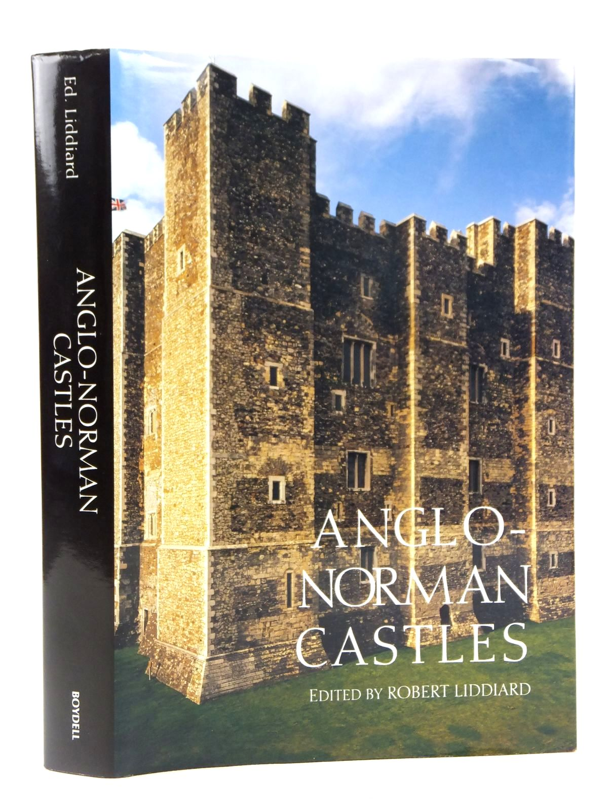 Photo of ANGLO-NORMAN CASTLES written by Liddiard, Robert published by The Boydell Press (STOCK CODE: 1608832)  for sale by Stella & Rose's Books