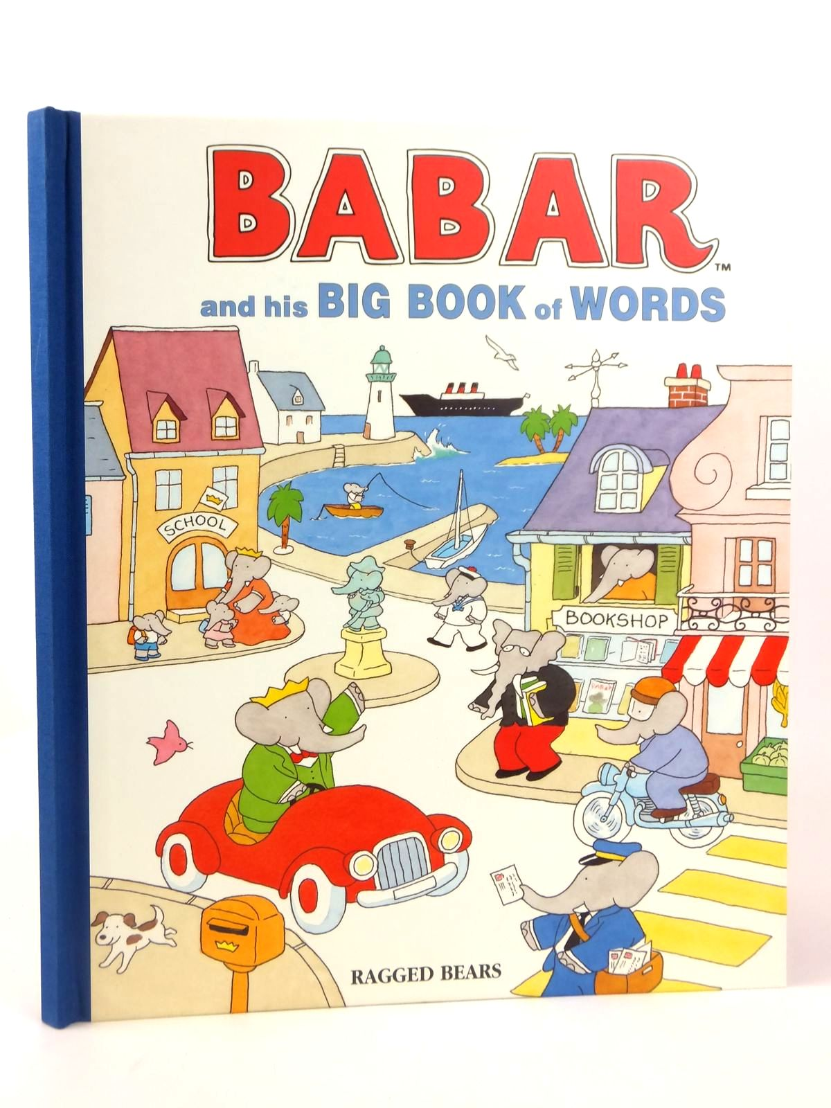 The Story of Babar, the Little Elephant (Book)   Fraser