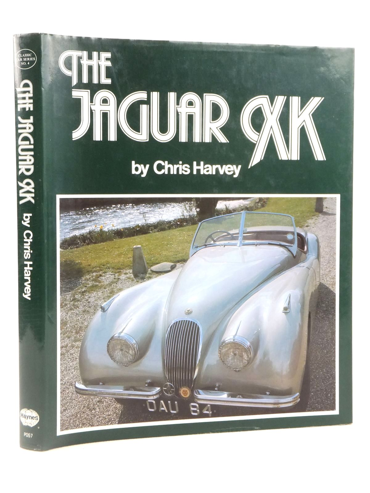 Photo of THE JAGUAR XK written by Harvey, Chris published by The Oxford Illustrated Press (STOCK CODE: 1608884)  for sale by Stella & Rose's Books