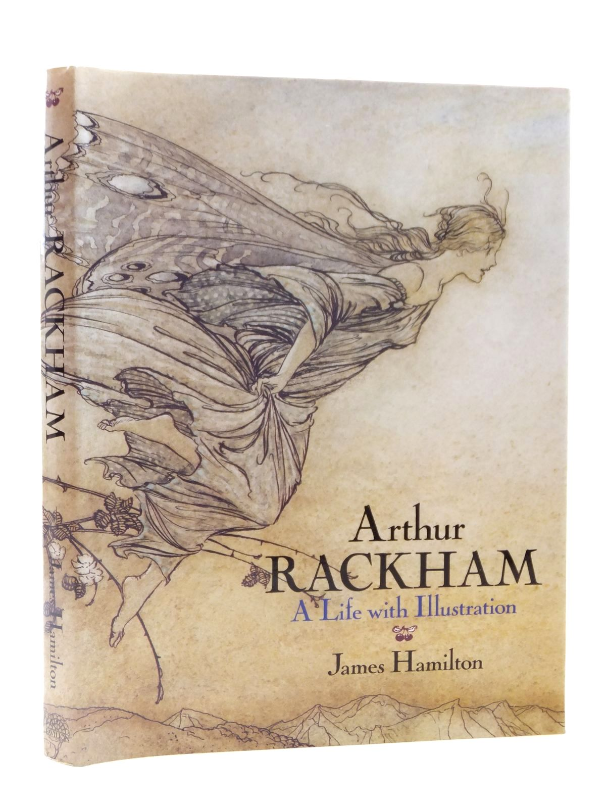 Photo of ARTHUR RACKHAM - A LIFE WITH ILLUSTRATION written by Hamilton, James illustrated by Rackham, Arthur published by Pavilion Books Ltd. (STOCK CODE: 1608928)  for sale by Stella & Rose's Books