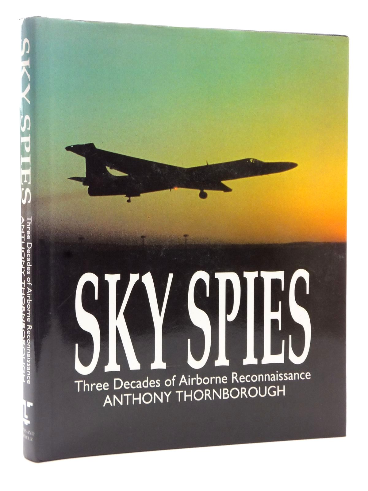 Photo of SKY SPIES written by Thornborough, Anthony M. published by Arms & Armour Press (STOCK CODE: 1608961)  for sale by Stella & Rose's Books