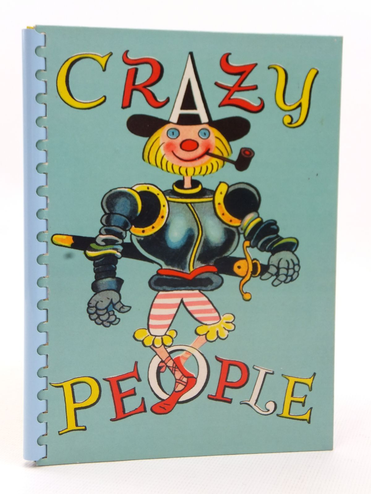 Photo of 8192 CRAZY PEOPLE illustrated by Trier, Walter published by Atrium Press Ltd. (STOCK CODE: 1608991)  for sale by Stella & Rose's Books
