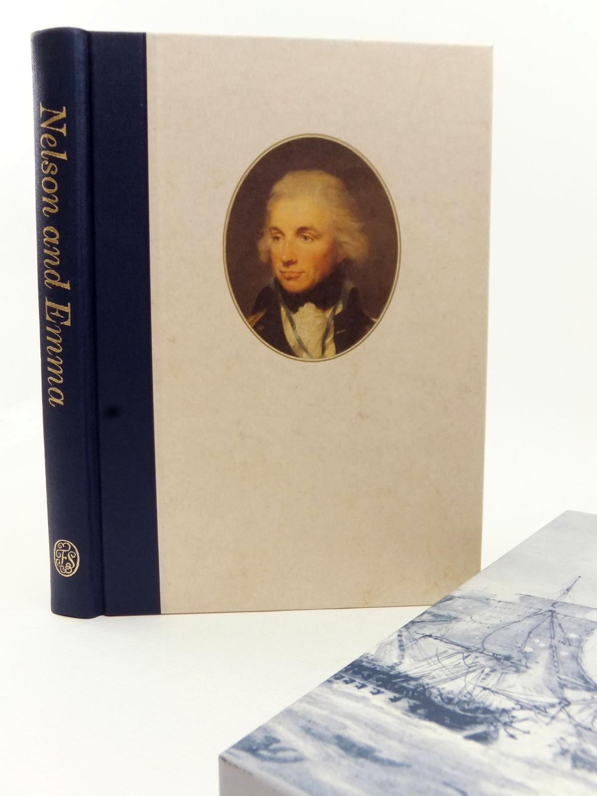 Photo of NELSON AND EMMA written by Hudson, Roger published by Folio Society (STOCK CODE: 1608992)  for sale by Stella & Rose's Books