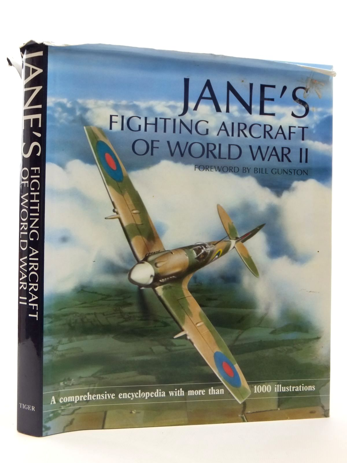 Photo of JANE'S FIGHTING AIRCRAFT OF WORLD WAR II written by Gunston, Bill published by Tiger Books (STOCK CODE: 1609037)  for sale by Stella & Rose's Books