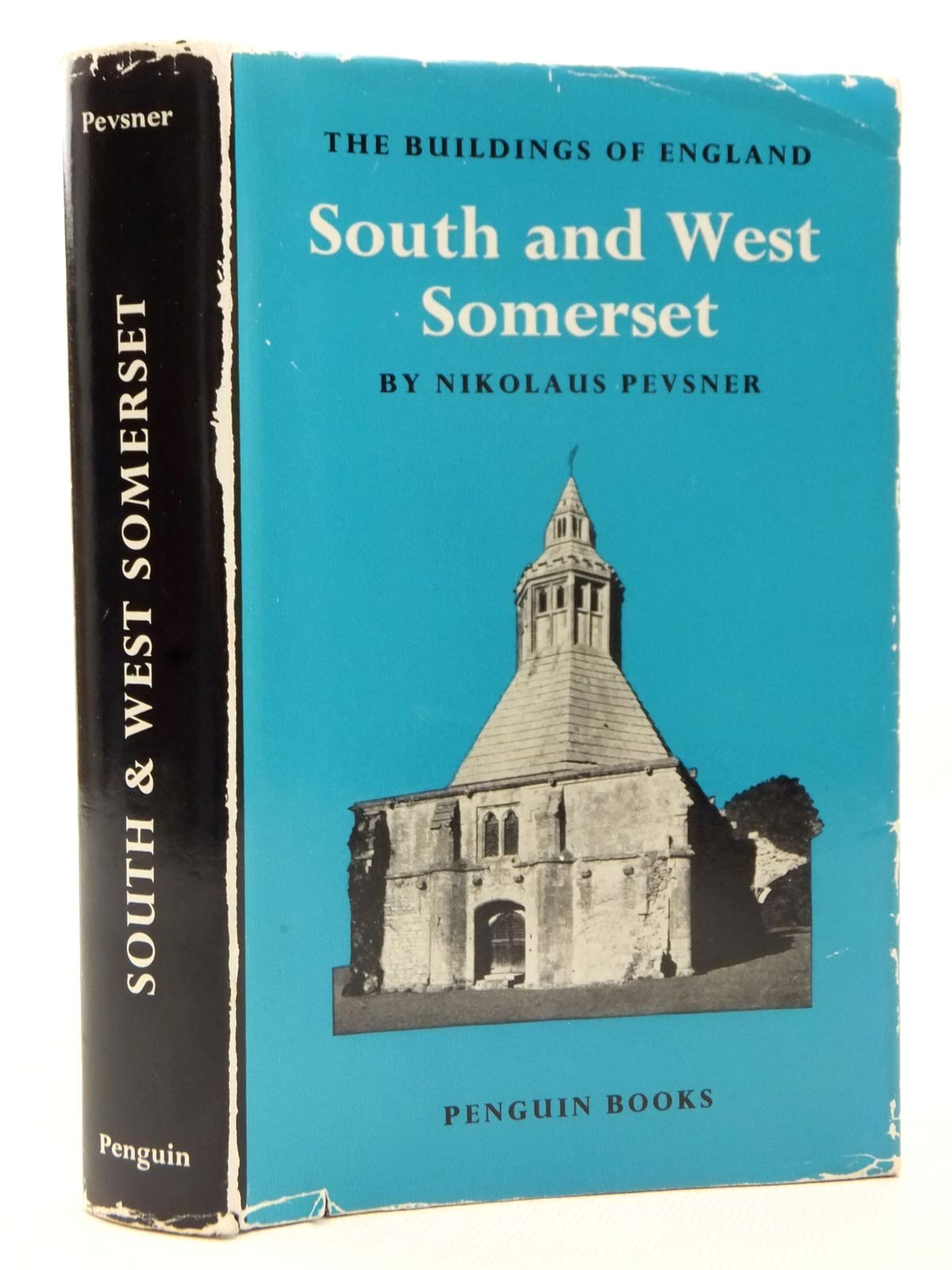 Photo of SOUTH AND WEST SOMERSET (BUILDINGS OF ENGLAND)