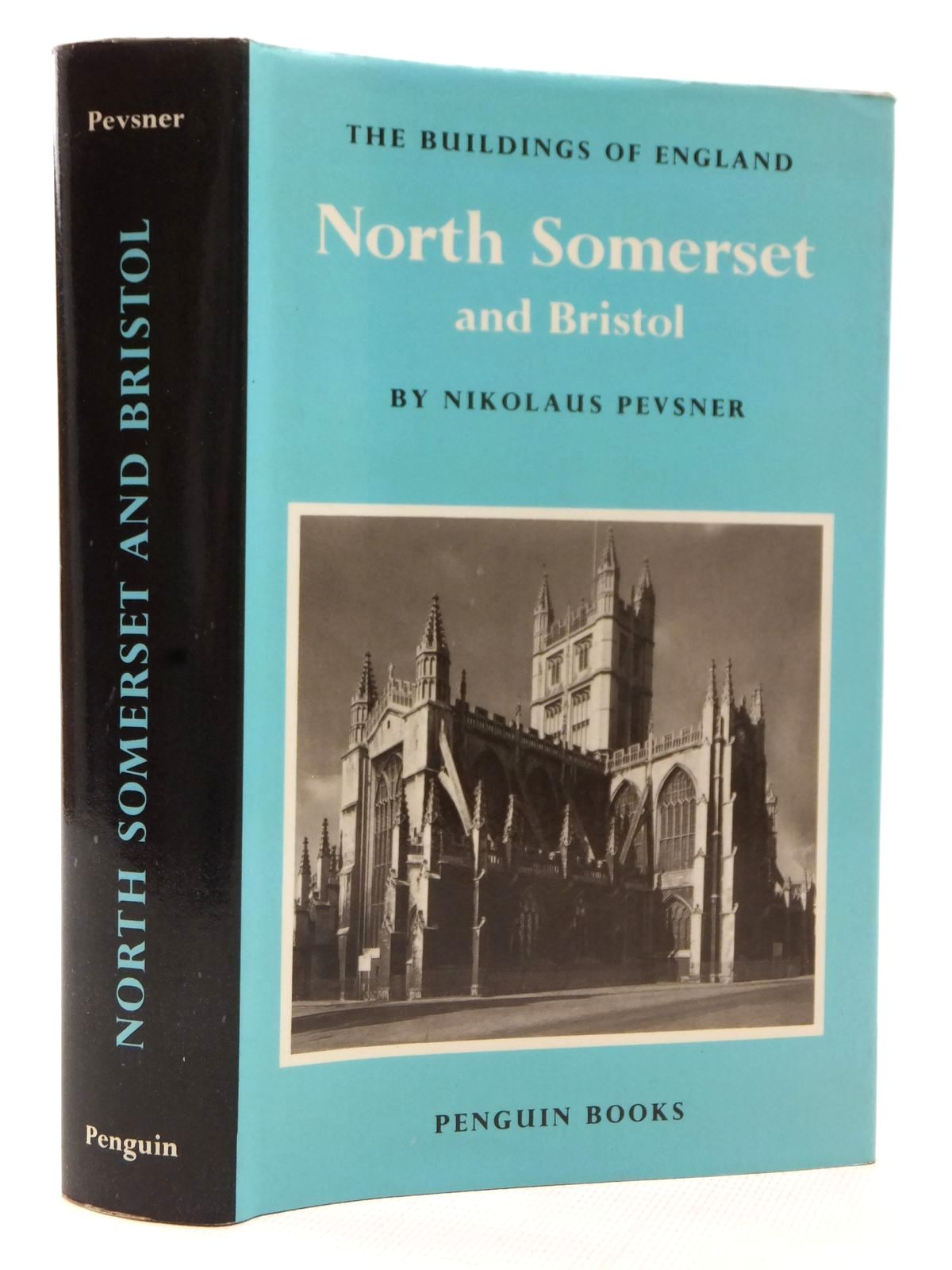 Photo of NORTH SOMERSET AND BRISTOL (BUILDINGS OF ENGLAND) written by Pevsner, Nikolaus published by Penguin (STOCK CODE: 1609055)  for sale by Stella & Rose's Books