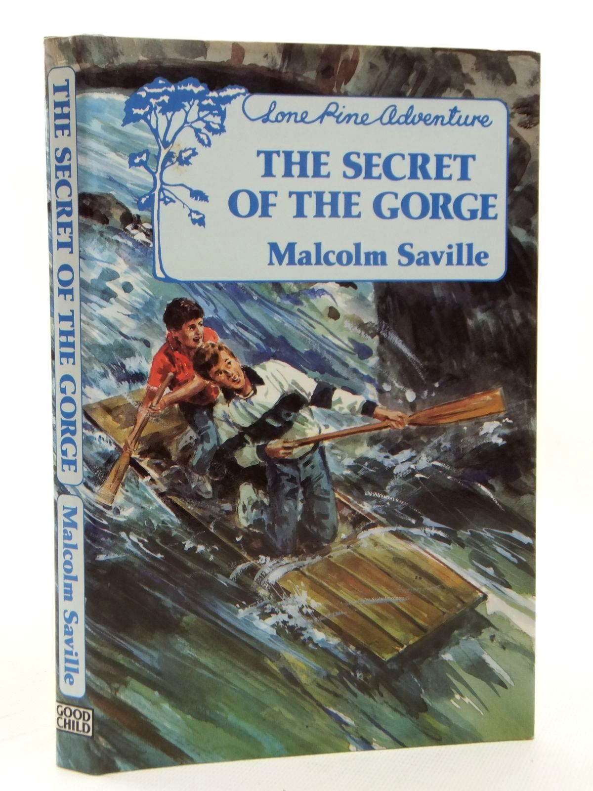 Photo of THE SECRET OF THE GORGE written by Saville, Malcolm published by John Goodchild (STOCK CODE: 1609062)  for sale by Stella & Rose's Books