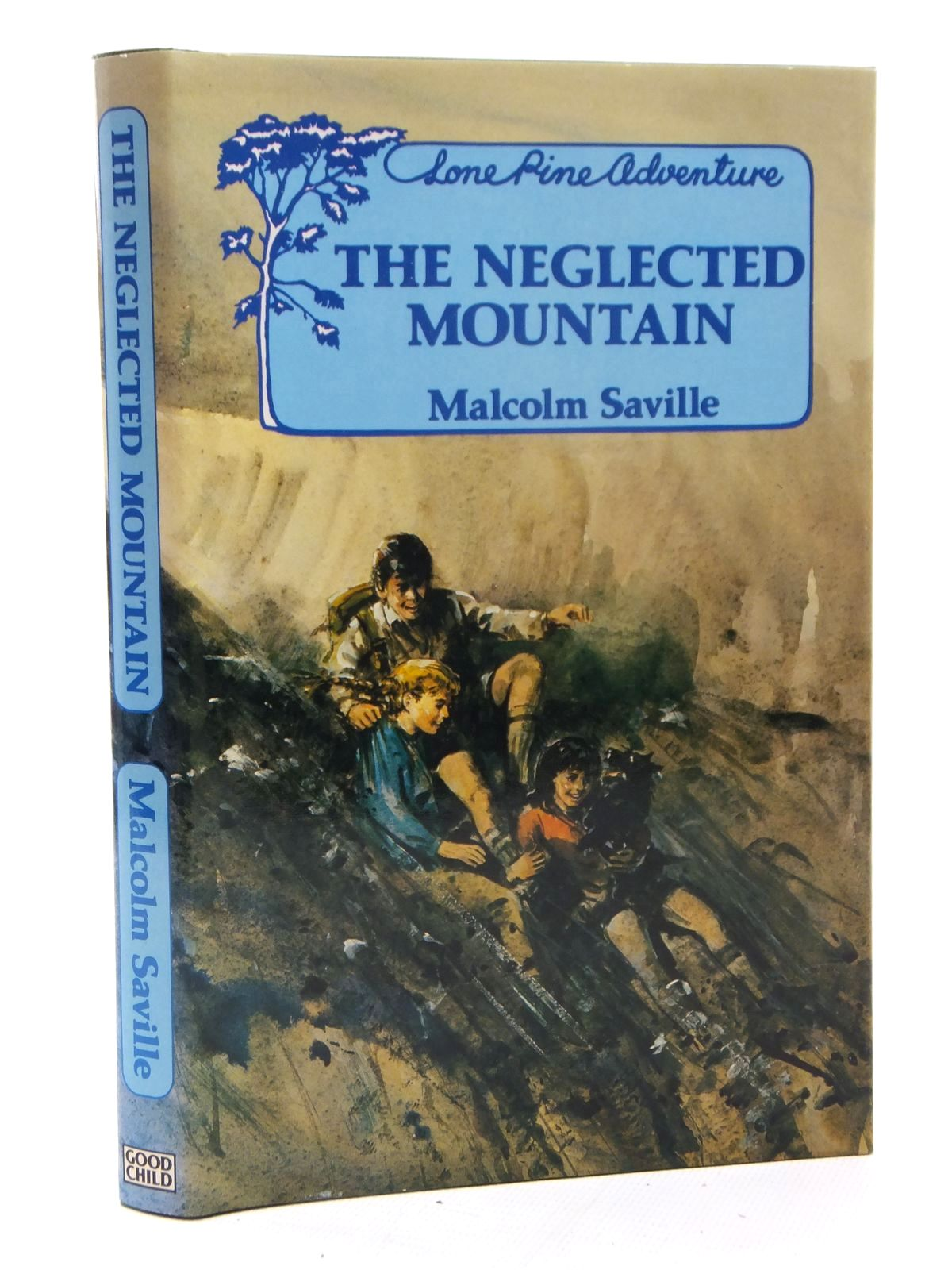 Photo of THE NEGLECTED MOUNTAIN written by Saville, Malcolm illustrated by Prance, Bertram published by John Goodchild (STOCK CODE: 1609065)  for sale by Stella & Rose's Books
