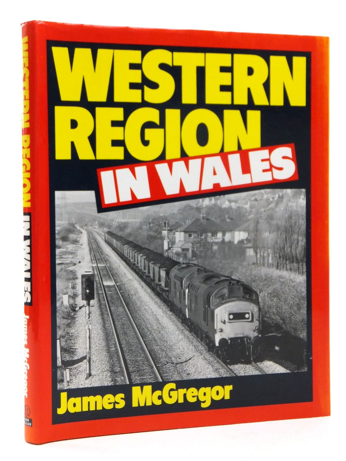Photo of WESTERN REGION IN WALES written by McGregor, James published by Ian Allan (STOCK CODE: 1609088)  for sale by Stella & Rose's Books