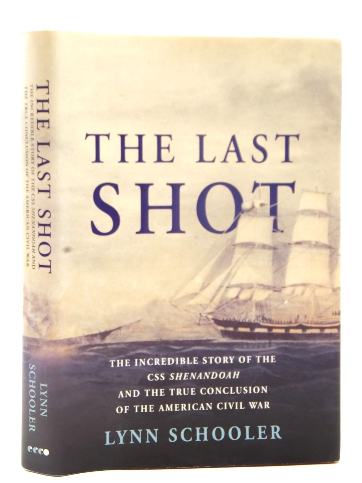 Photo of THE LAST SHOT written by Schooler, Lynn published by Ecco (STOCK CODE: 1609095)  for sale by Stella & Rose's Books