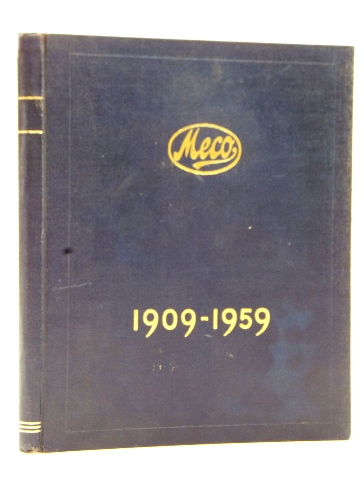 Photo of HISTORY OF THE MINING ENGINEERING COMPANY LIMITED 1909-1959 written by Howse, R.M.<br />Harley, F.H. published by The Mining Engineering Company Ltd (STOCK CODE: 1609096)  for sale by Stella & Rose's Books