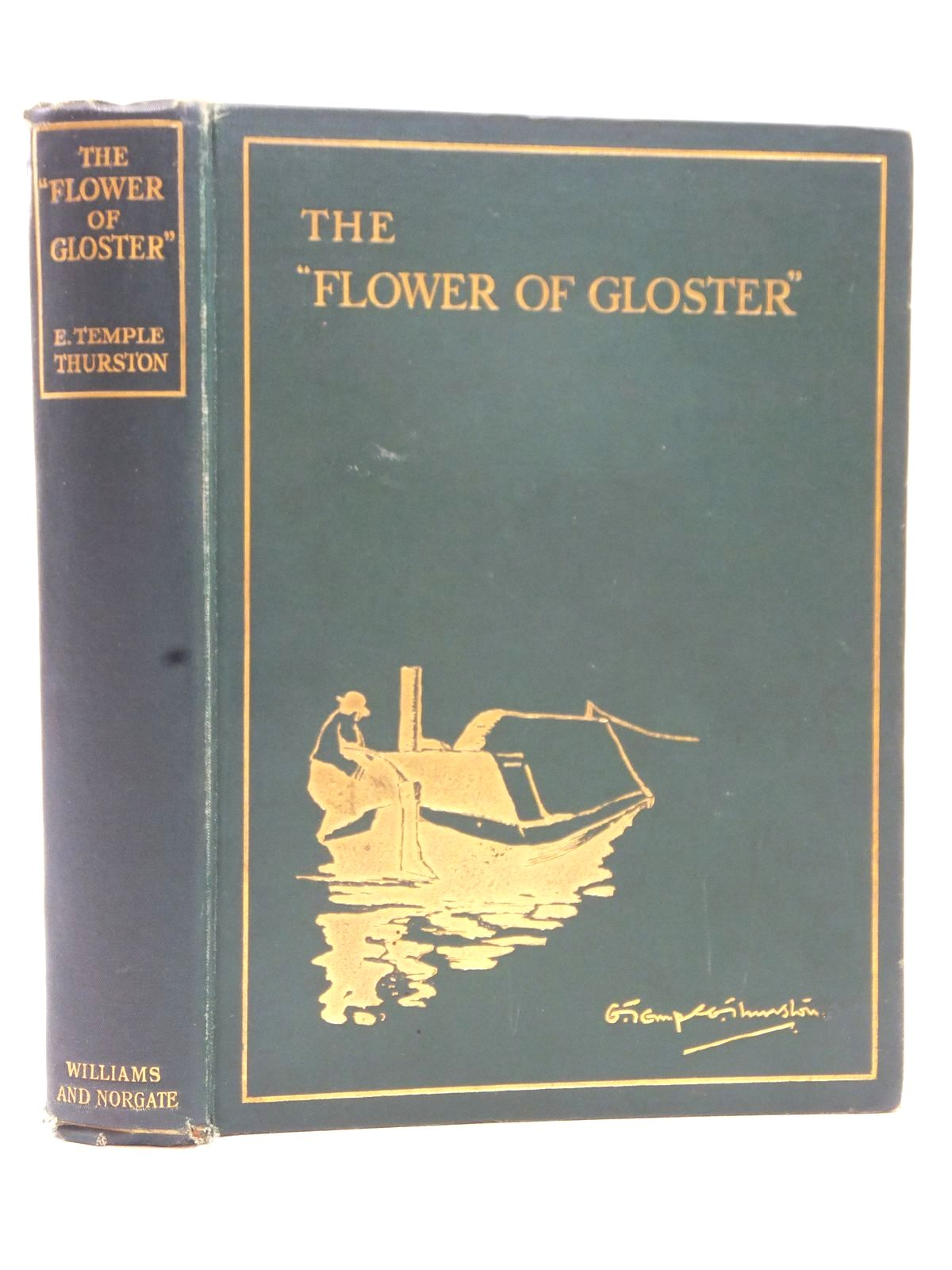 Photo of THE FLOWER OF GLOSTER written by Thurston, E. Temple illustrated by Dakin, W.R. published by Williams and Norgate (STOCK CODE: 1609129)  for sale by Stella & Rose's Books