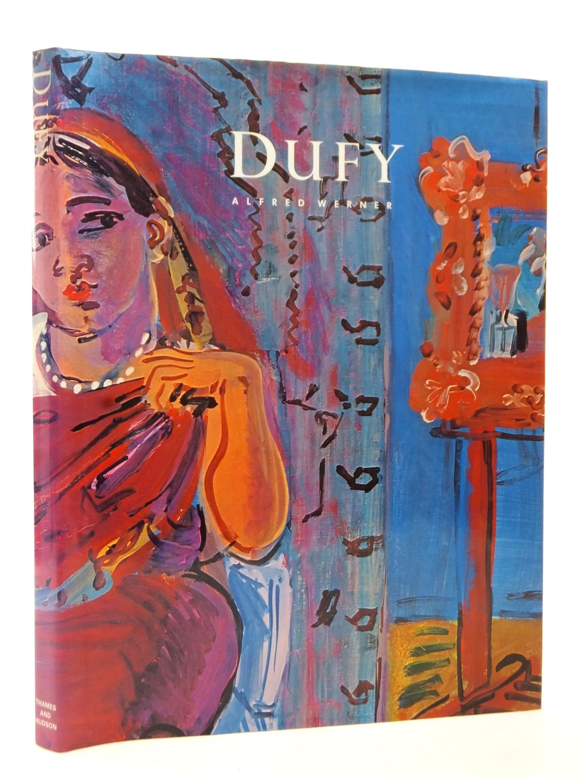 Photo of DUFY written by Werner, Alfred published by Thames and Hudson (STOCK CODE: 1609141)  for sale by Stella & Rose's Books