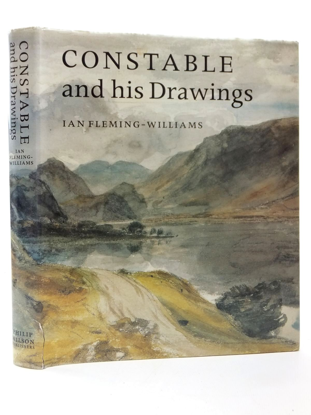 Photo of CONSTABLE AND HIS DRAWINGS written by Fleming-Williams, Ian published by Philip Wilson (STOCK CODE: 1609147)  for sale by Stella & Rose's Books