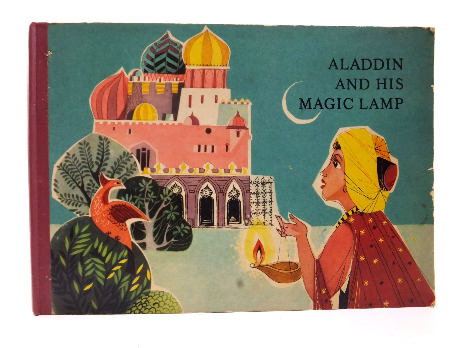 Photo of ALADDIN AND HIS MAGIC LAMP published by Bancroft & Co.(Publishers) Ltd. (STOCK CODE: 1609153)  for sale by Stella & Rose's Books