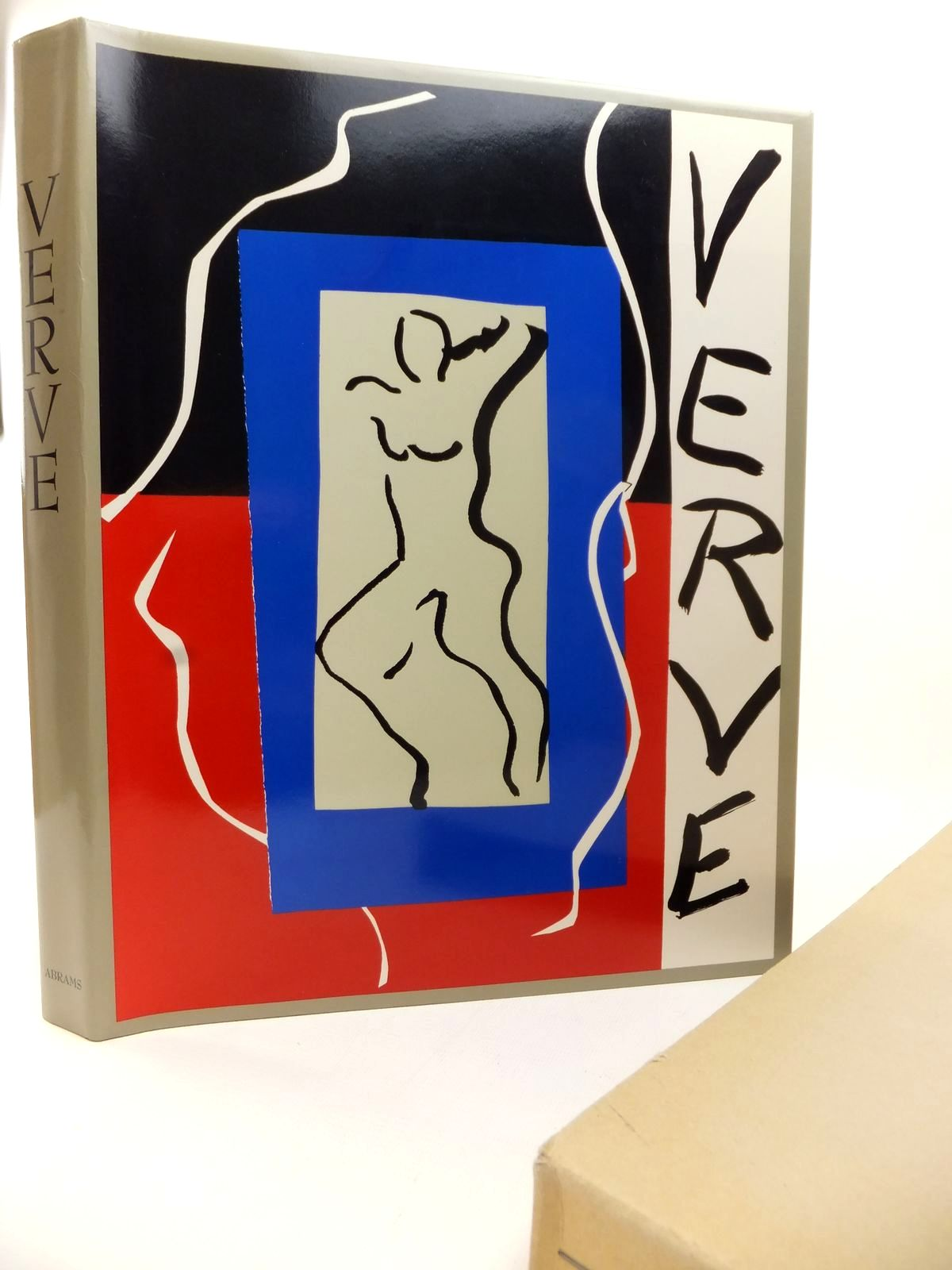 Photo of VERVE: THE ULTIMATE REVIEW OF ART AND LITERATURE 1937-1960 written by Anthonioz, Michel published by Harry N. Abrams, Inc. (STOCK CODE: 1609169)  for sale by Stella & Rose's Books