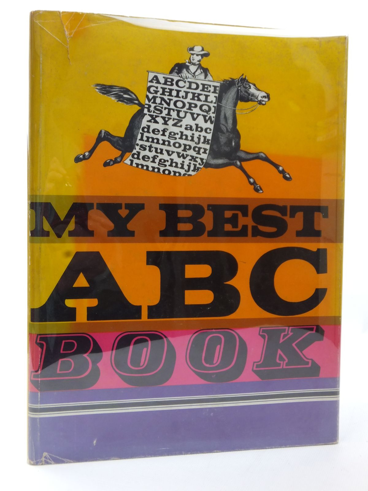 Photo of MY BEST ABC BOOK published by Macmillan & Co. Ltd. (STOCK CODE: 1609174)  for sale by Stella & Rose's Books