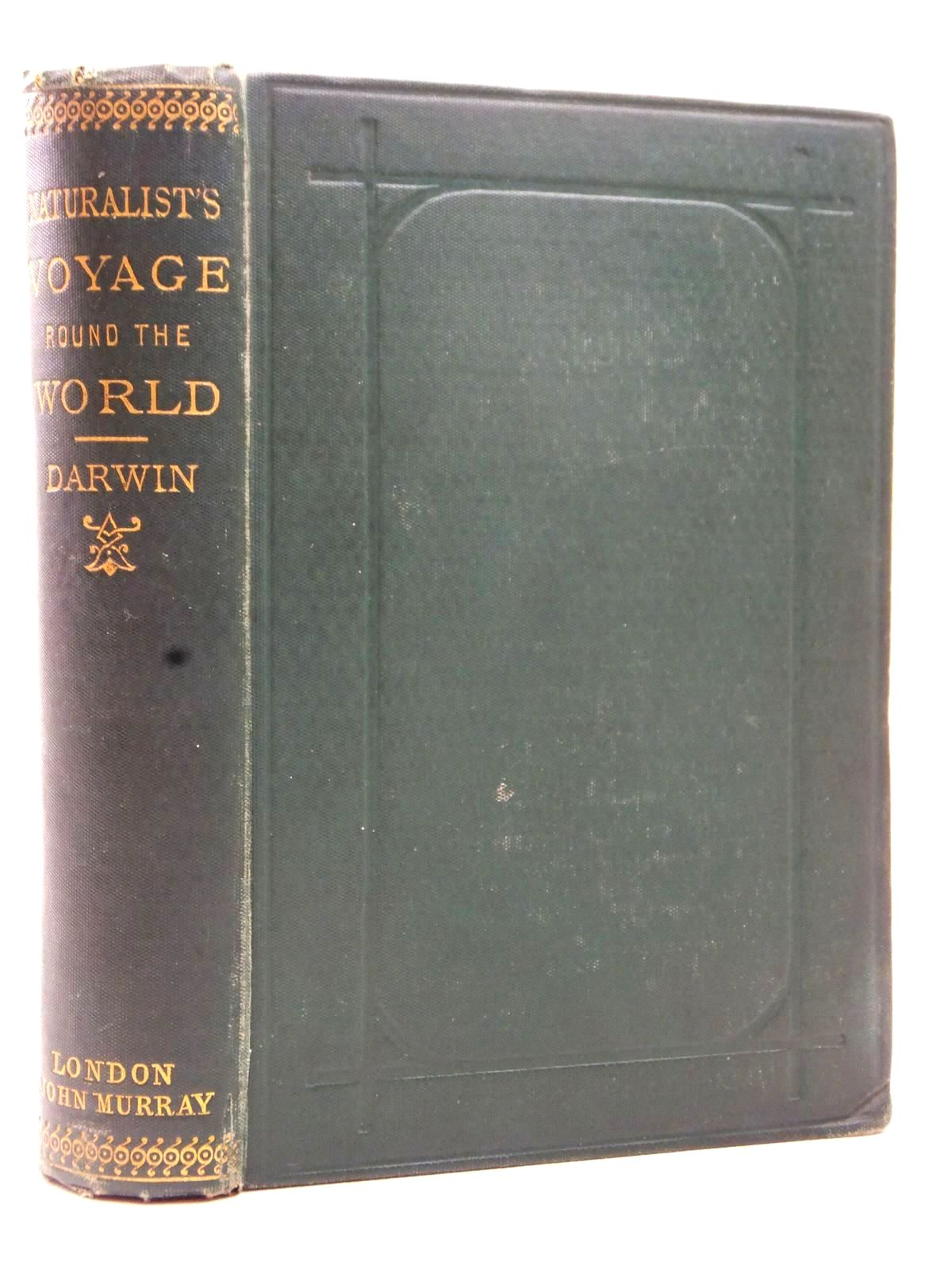 Photo of JOURNAL OF RESEARCHES INTO THE NATURAL HISTORY AND GEOLOGY OF THE COUNTRIES VISITED DURING THE VOYAGE OF H.M.S. BEAGLE ROUND THE WORLD UNDER THE COMMAND OF CAPT. FITZ ROY