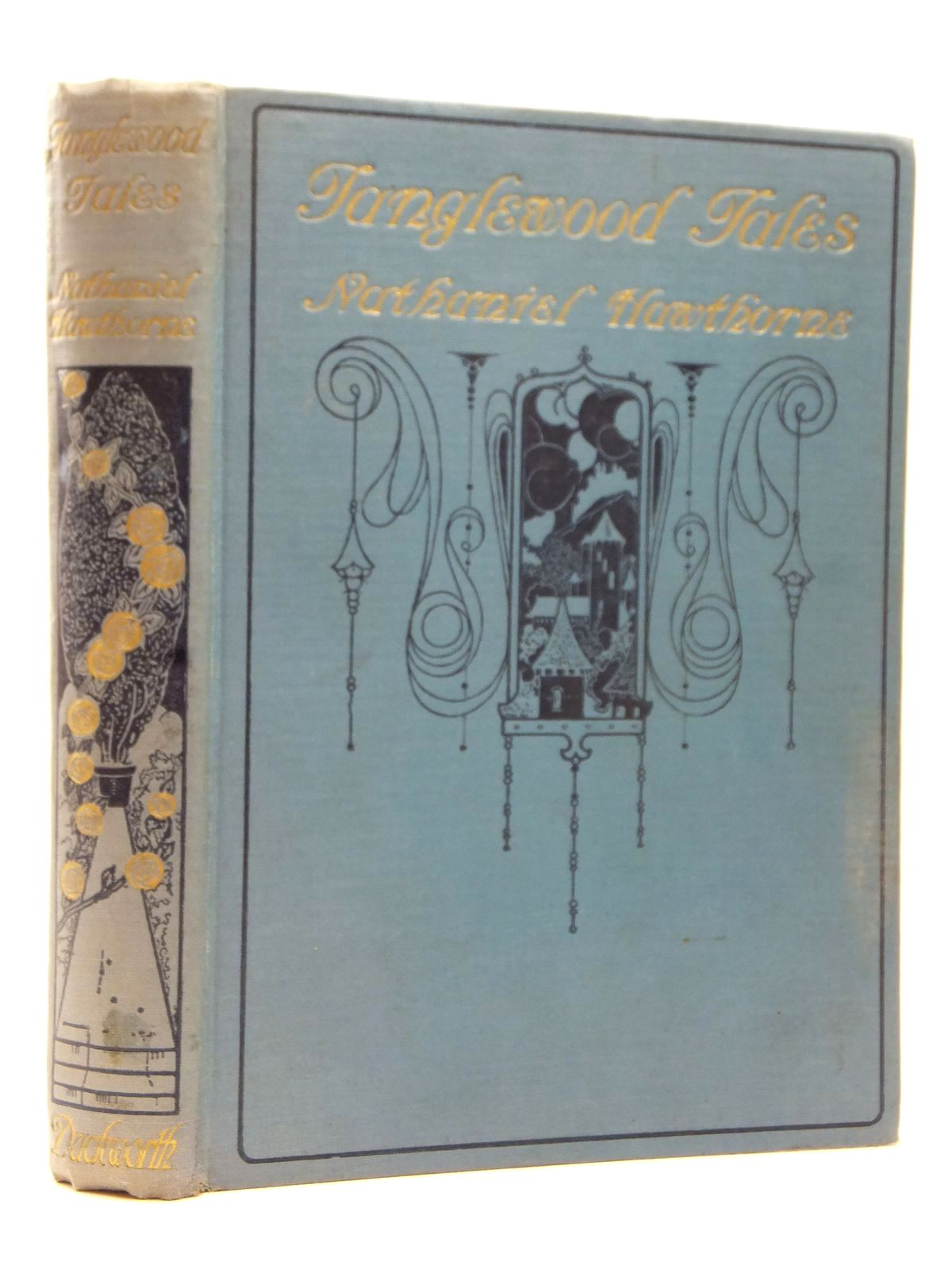 Photo of TANGLEWOOD TALES written by Hawthorne, Nathaniel illustrated by Winter, Milo published by Duckworth & Co. (STOCK CODE: 1609205)  for sale by Stella & Rose's Books