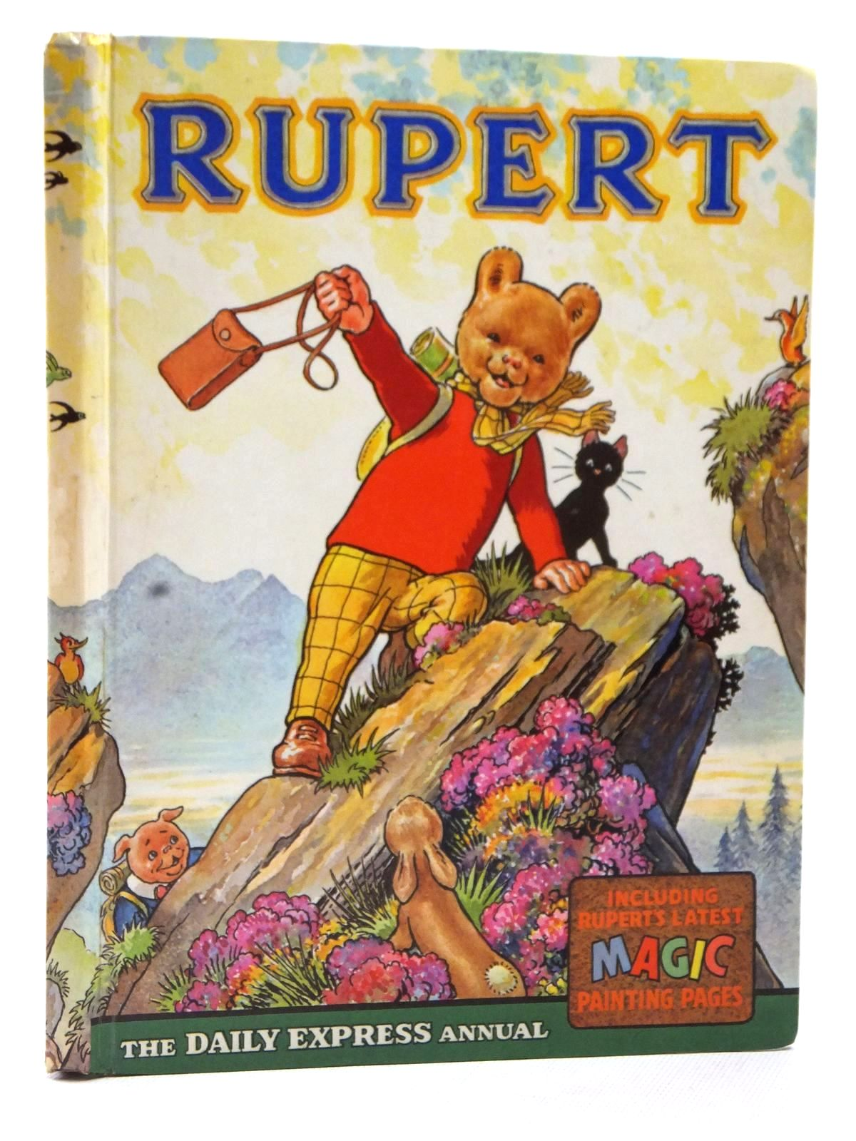 Photo of RUPERT ANNUAL 1964 written by Bestall, Alfred illustrated by Bestall, Alfred published by Daily Express (STOCK CODE: 1609217)  for sale by Stella & Rose's Books