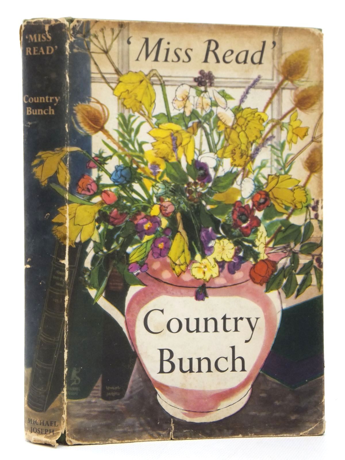 Photo of COUNTRY BUNCH written by Read, Miss illustrated by Dodds, Andrew published by Michael Joseph (STOCK CODE: 1609242)  for sale by Stella & Rose's Books
