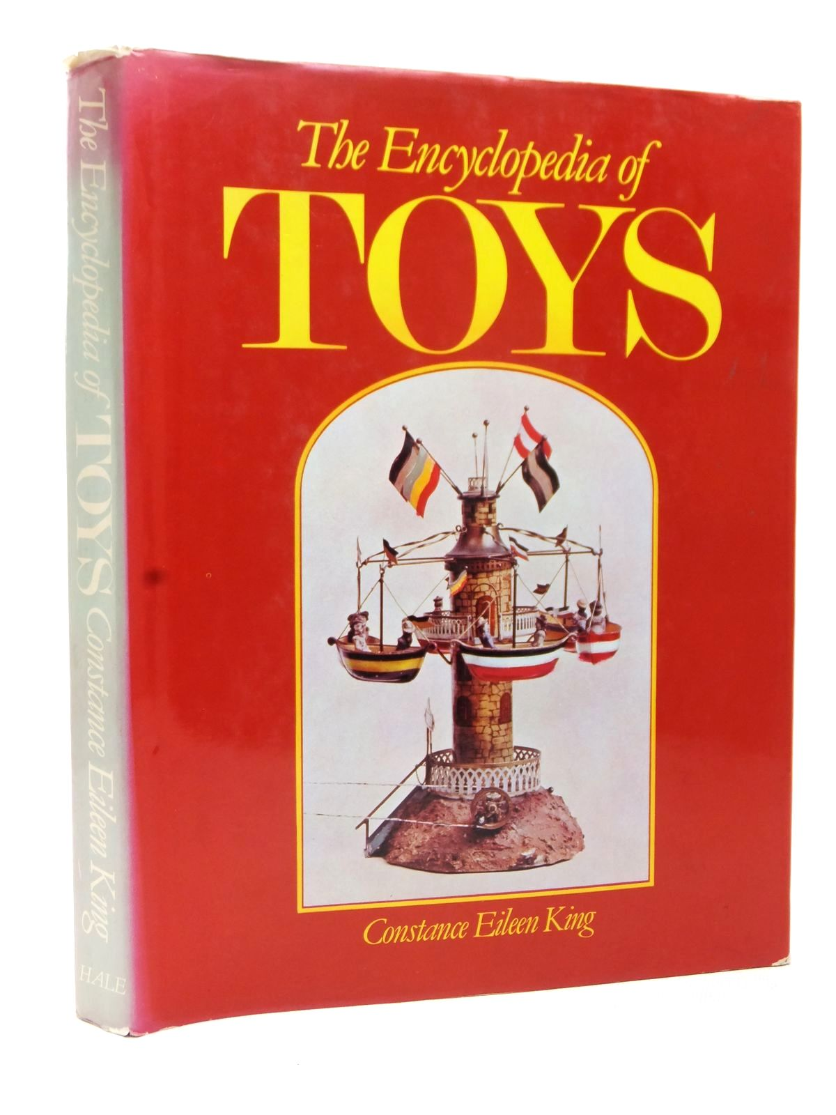 Photo of THE ENCYCLOPEDIA OF TOYS written by King, Constance Eileen published by Robert Hale (STOCK CODE: 1609297)  for sale by Stella & Rose's Books