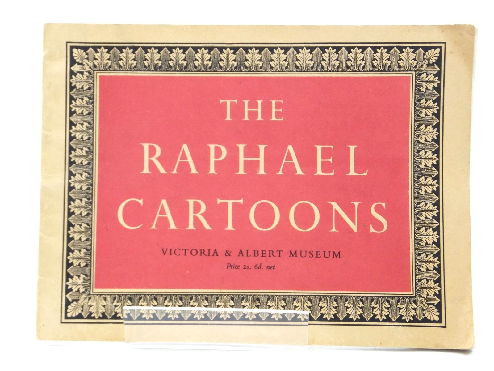 Photo of THE RAPHAEL CARTOONS written by Pope-Hennessy, John published by Her Majesty's Stationery Office (STOCK CODE: 1609311)  for sale by Stella & Rose's Books