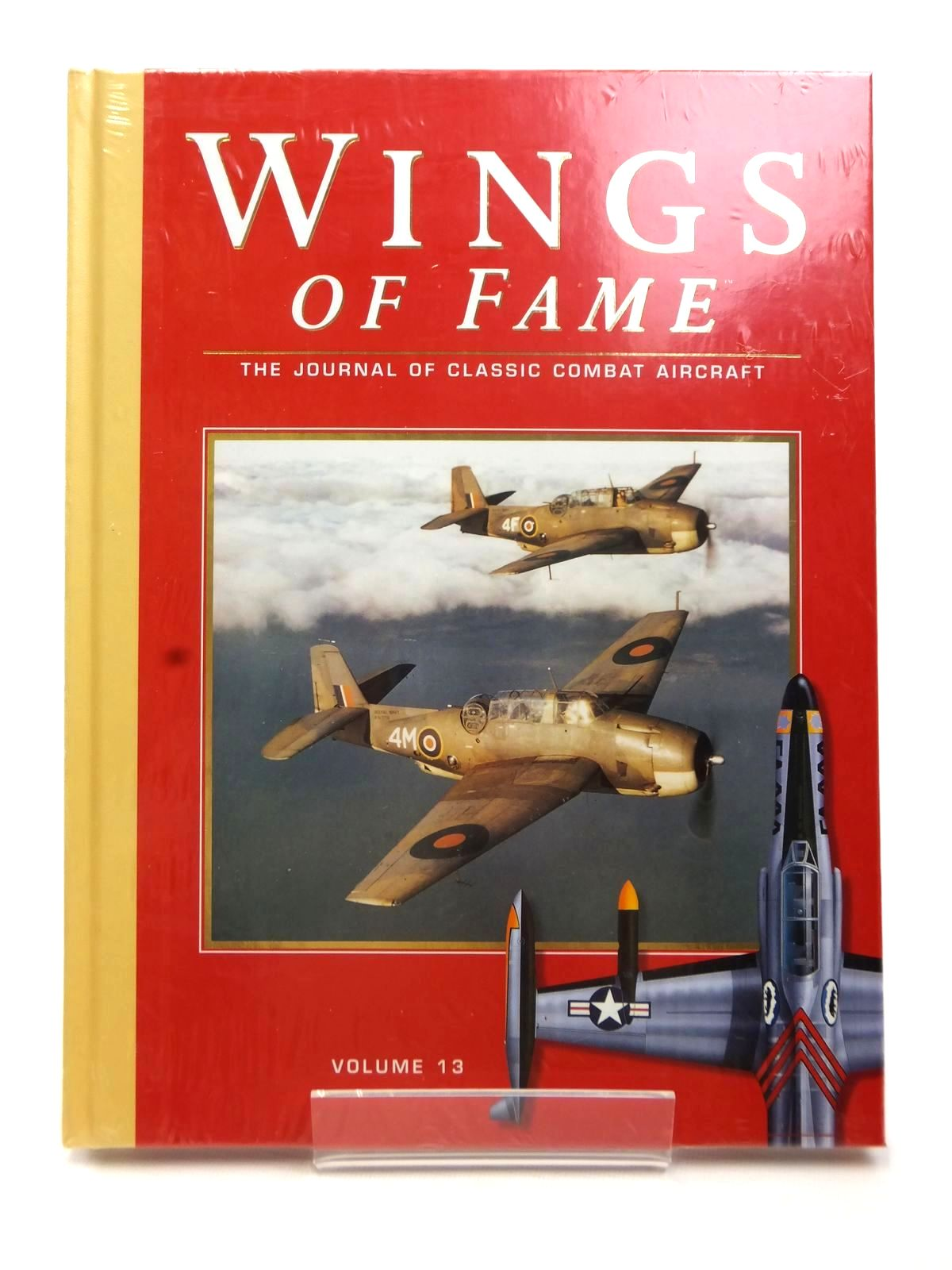 Photo of WINGS OF FAME VOLUME 13 published by Aerospace (STOCK CODE: 1609343)  for sale by Stella & Rose's Books