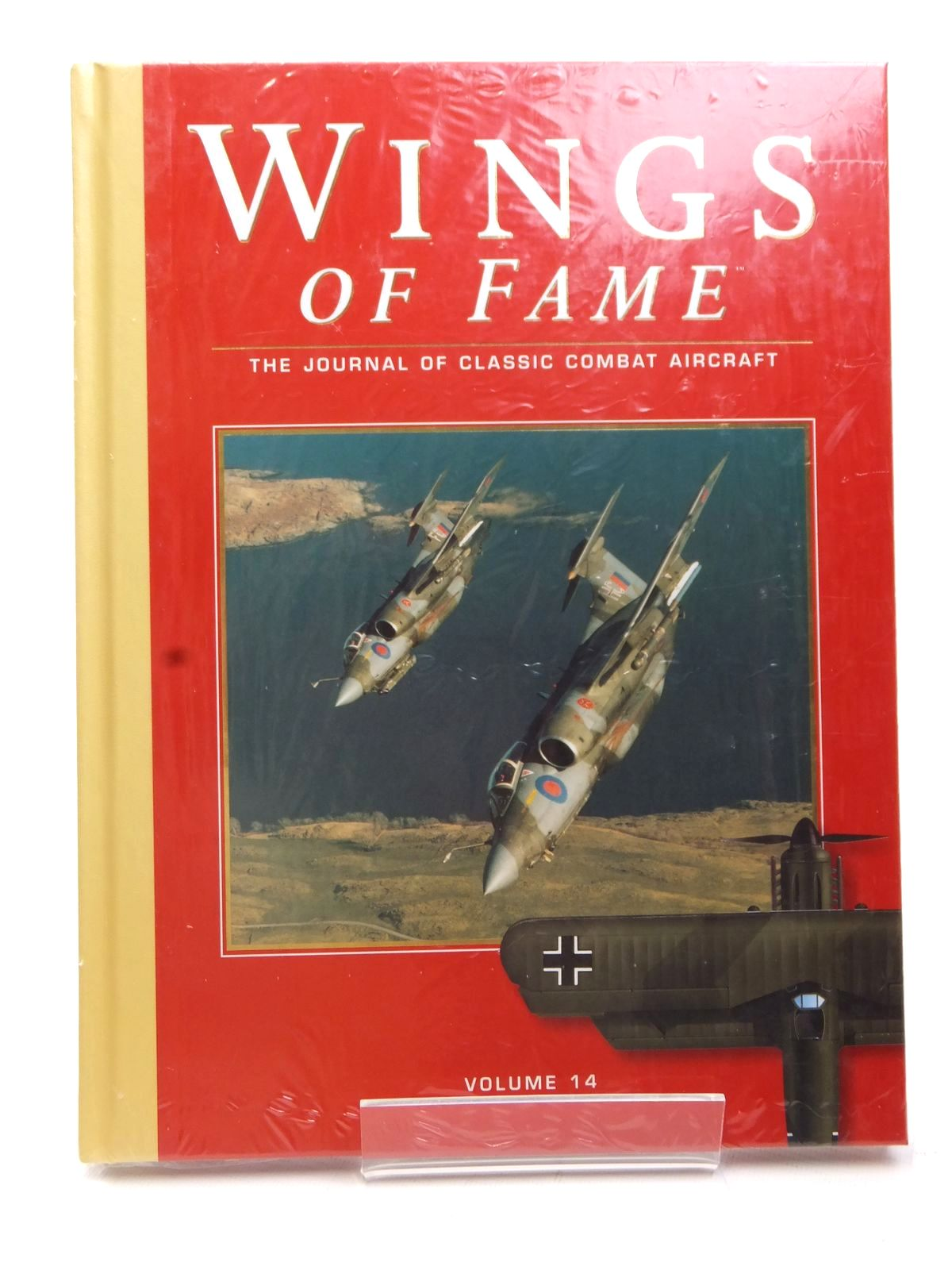 Photo of WINGS OF FAME VOLUME 14 published by Aerospace (STOCK CODE: 1609348)  for sale by Stella & Rose's Books