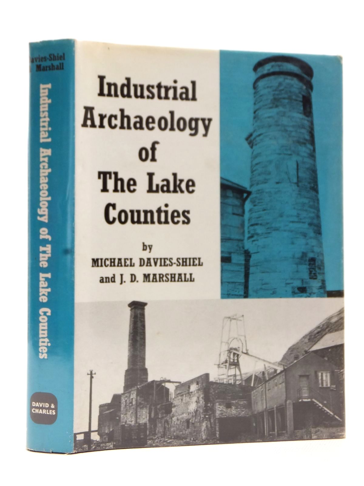 Photo of THE INDUSTRIAL ARCHAEOLOGY OF THE LAKE COUNTIES written by Davies-Shiel, Mike published by David & Charles (STOCK CODE: 1609355)  for sale by Stella & Rose's Books