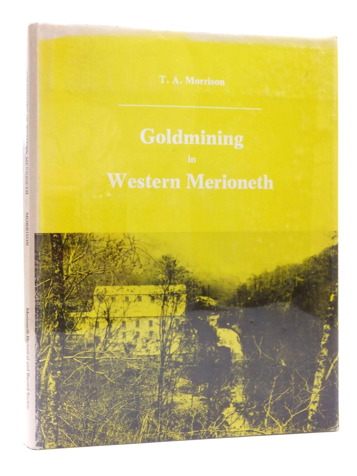 Photo of GOLDMINING IN WESTERN MERIONETH