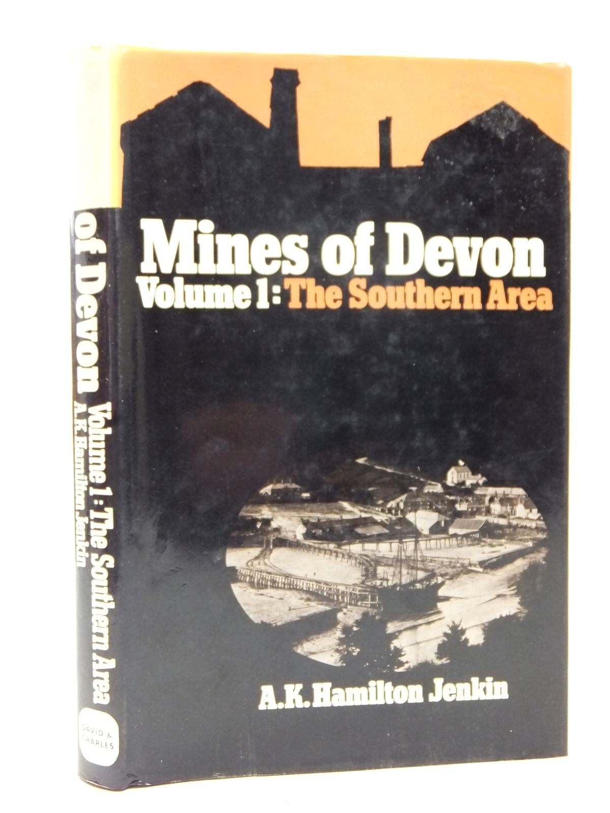 Photo of MINES OF DEVON VOLUME 1 THE SOUTHERN AREA written by Jenkin, A.K. Hamilton published by David & Charles (STOCK CODE: 1609378)  for sale by Stella & Rose's Books