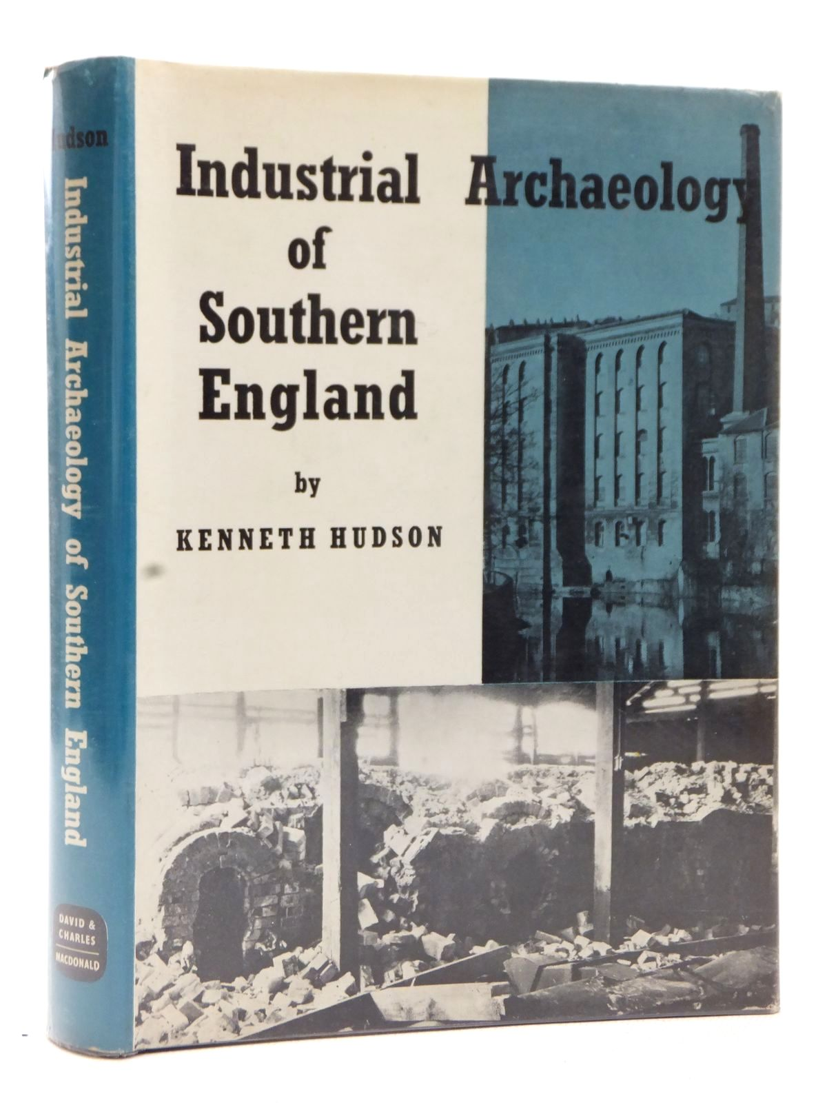Photo of INDUSTRIAL ARCHAEOLOGY OF SOUTHERN ENGLAND written by Hudson, Kenneth published by David & Charles (STOCK CODE: 1609386)  for sale by Stella & Rose's Books
