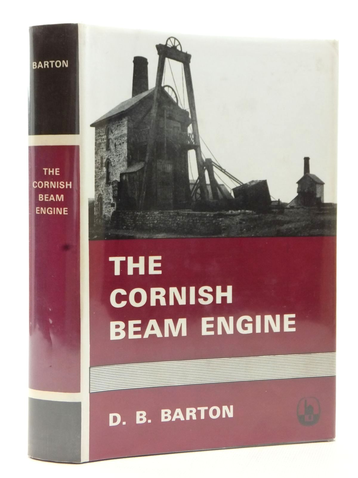 Photo of THE CORNISH BEAM ENGINE written by Barton, D.B. published by D. Bradford Barton (STOCK CODE: 1609409)  for sale by Stella & Rose's Books