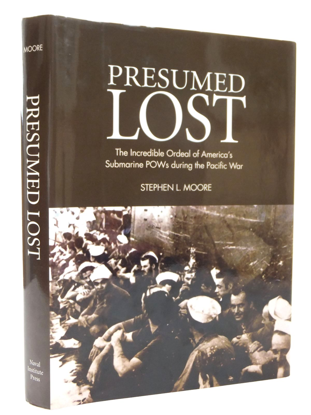 Photo of PRESUMED LOST written by Moore, Stephen L. published by Naval Institute Press (STOCK CODE: 1609438)  for sale by Stella & Rose's Books