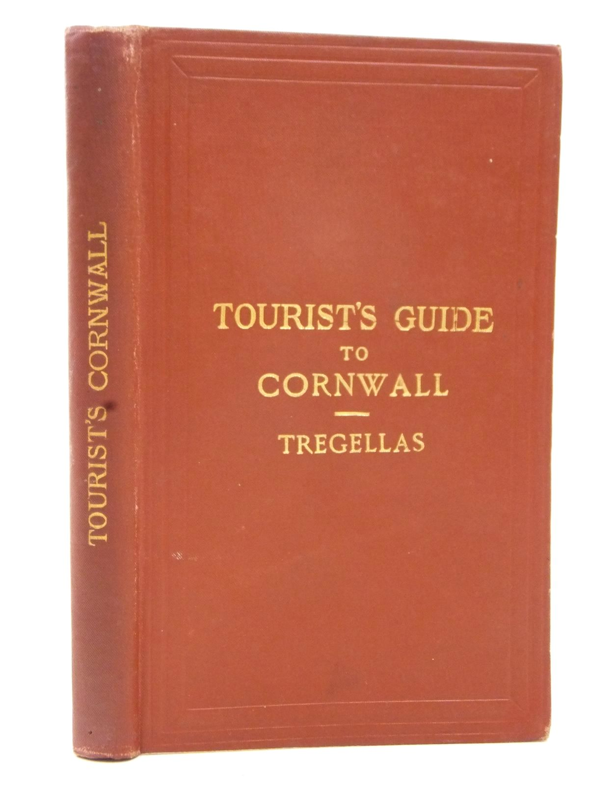 Photo of TOURISTS' GUIDE TO CORNWALL AND THE SCILLY ISLES written by Tregellas, Walter H. published by Edward Stanford (STOCK CODE: 1609452)  for sale by Stella & Rose's Books