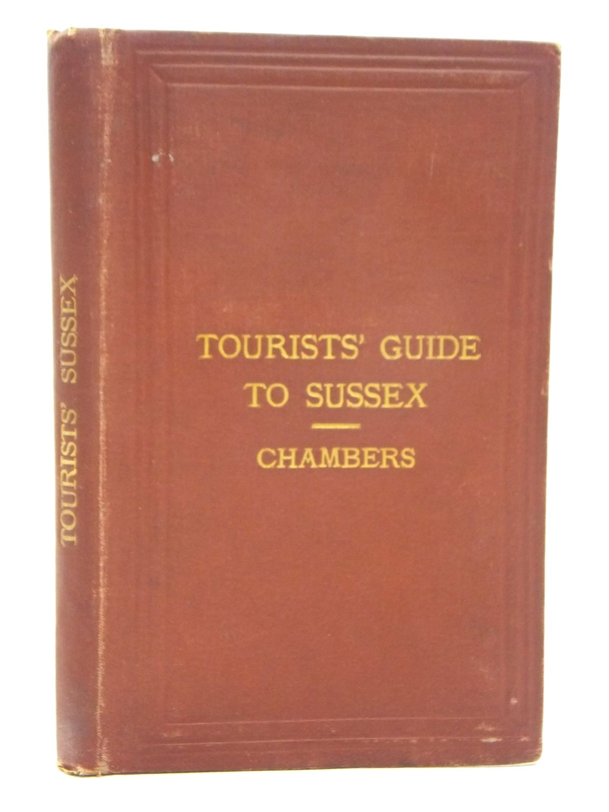 Photo of HANDBOOK TO THE COUNTY OF SUSSEX written by Chambers, George F. published by Edward Stanford (STOCK CODE: 1609465)  for sale by Stella & Rose's Books