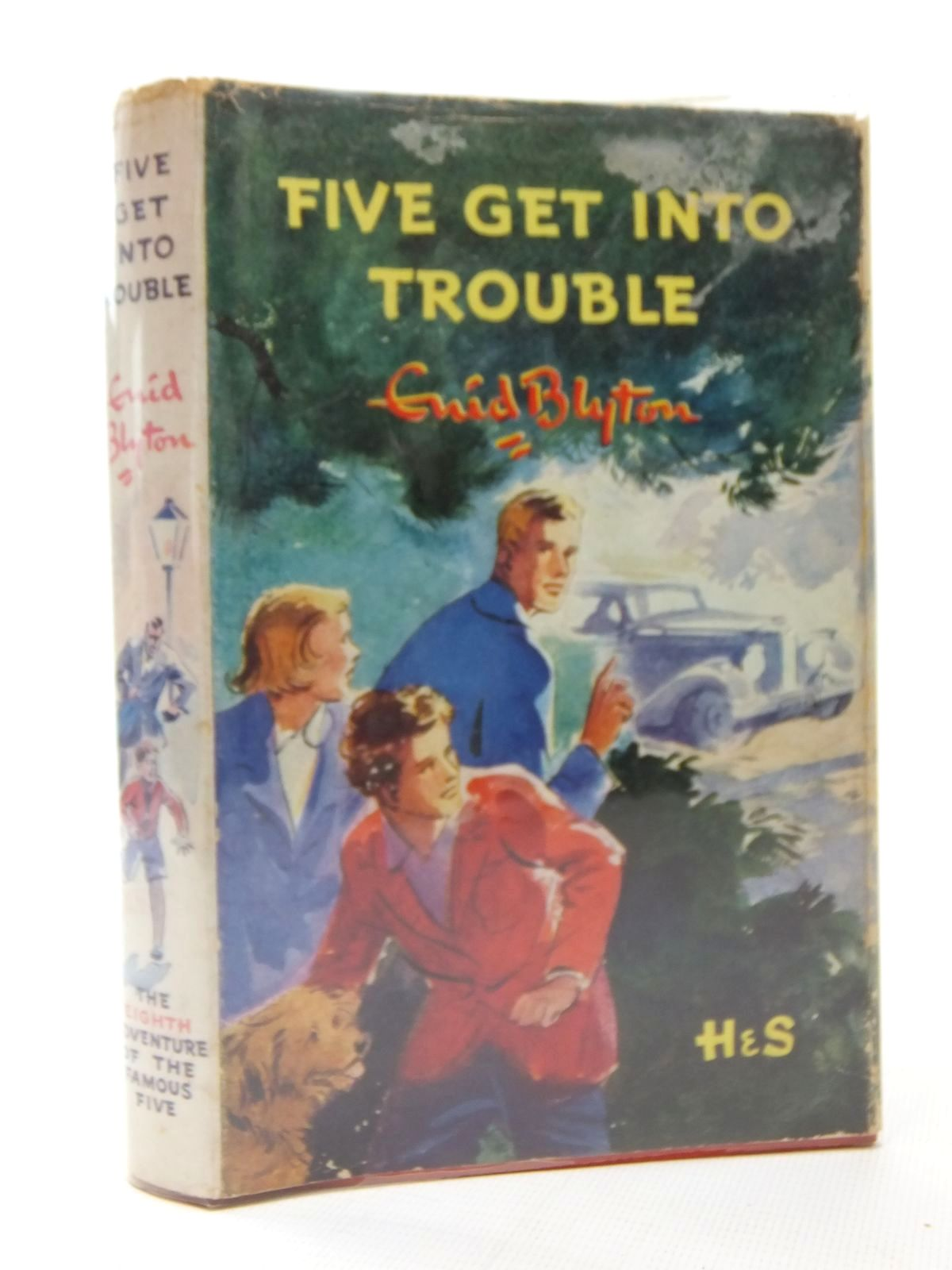 Photo of FIVE GET INTO TROUBLE- Stock Number: 1609490
