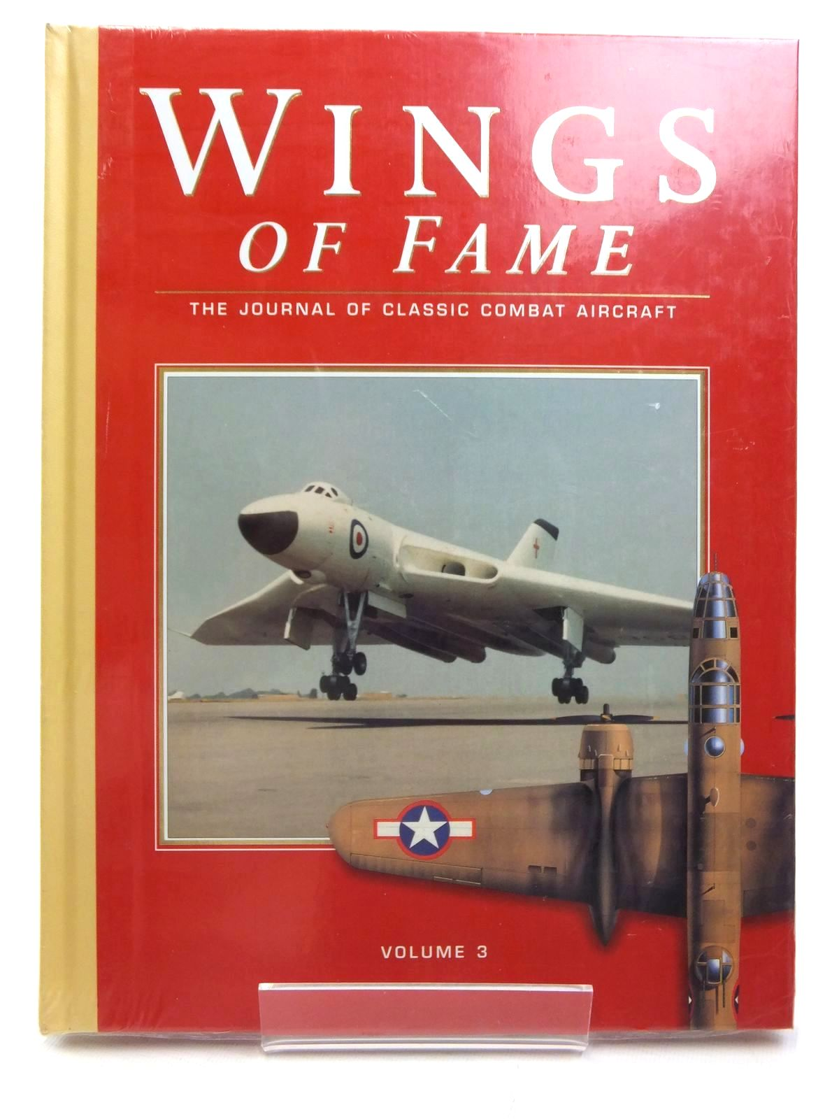 Photo of WINGS OF FAME VOLUME 3 published by Aerospace (STOCK CODE: 1609497)  for sale by Stella & Rose's Books