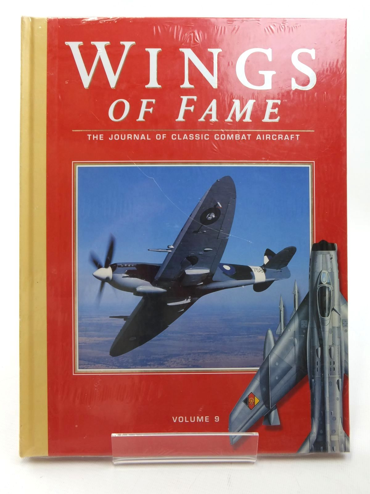 Photo of WINGS OF FAME VOLUME 9 published by Aerospace (STOCK CODE: 1609498)  for sale by Stella & Rose's Books