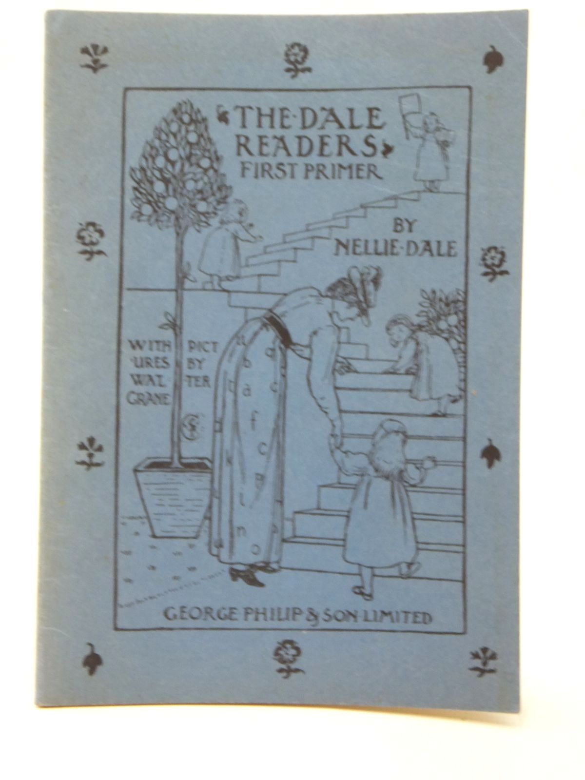 Photo of THE DALE READERS FIRST PRIMER written by Dale, Nellie illustrated by Crane, Walter published by George Philip & Son (STOCK CODE: 1609541)  for sale by Stella & Rose's Books