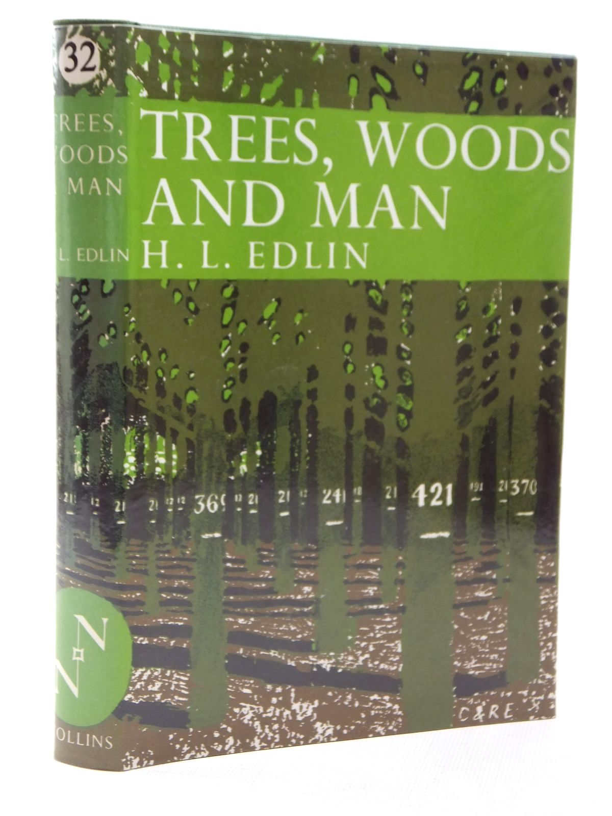 Photo of TREES WOODS AND MAN (NN 32) written by Edlin, Herbert L. published by Collins (STOCK CODE: 1609573)  for sale by Stella & Rose's Books