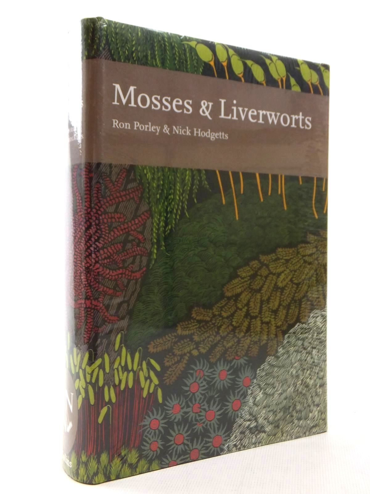 Photo of MOSSES & LIVERWORTS (NN 97) written by Porley, Ron<br />Hodgetts, Nick published by Collins (STOCK CODE: 1609595)  for sale by Stella & Rose's Books