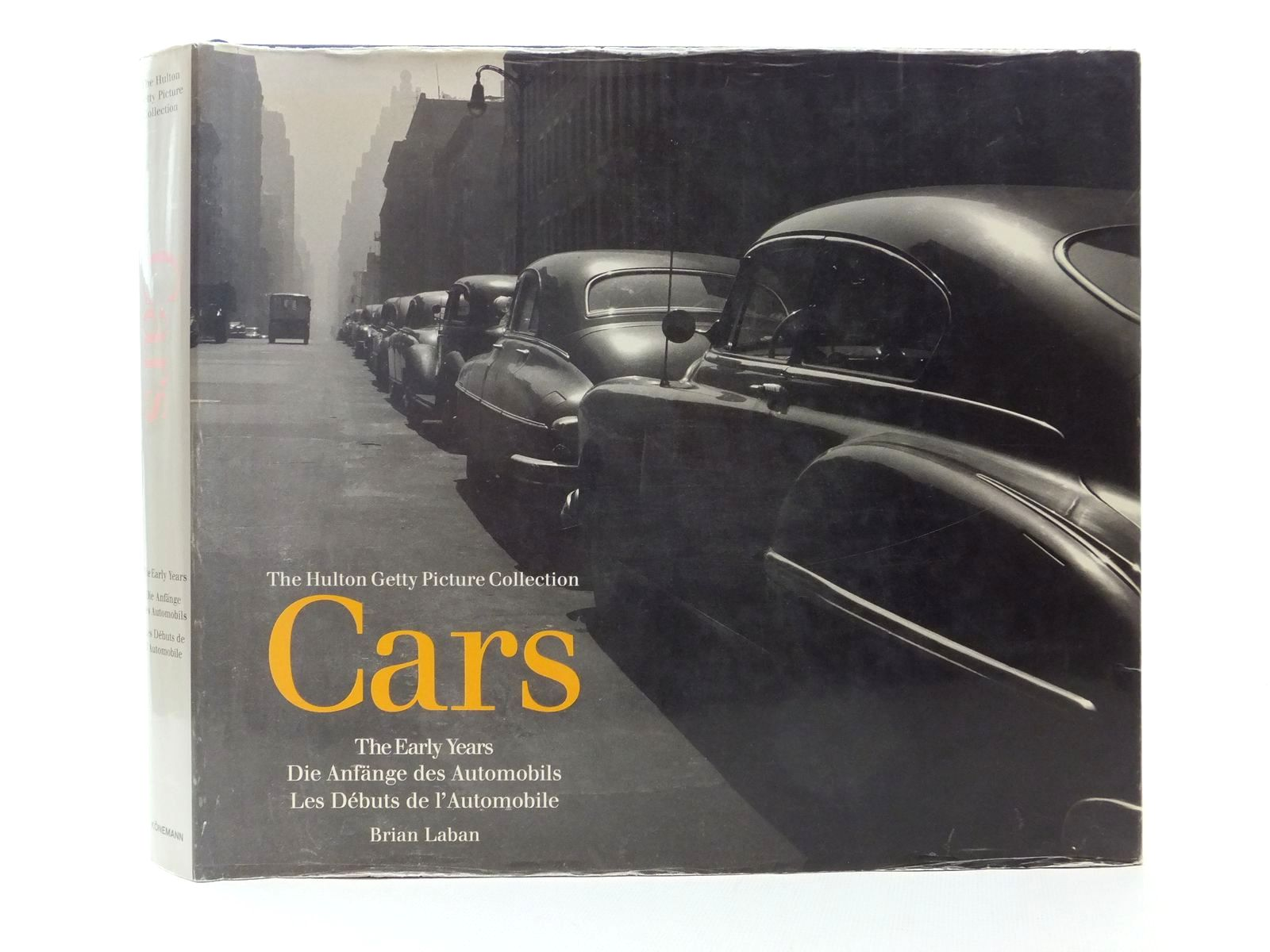 Photo of CARS THE EARLY YEARS written by Laban, Brian published by Konemann (STOCK CODE: 1609600)  for sale by Stella & Rose's Books