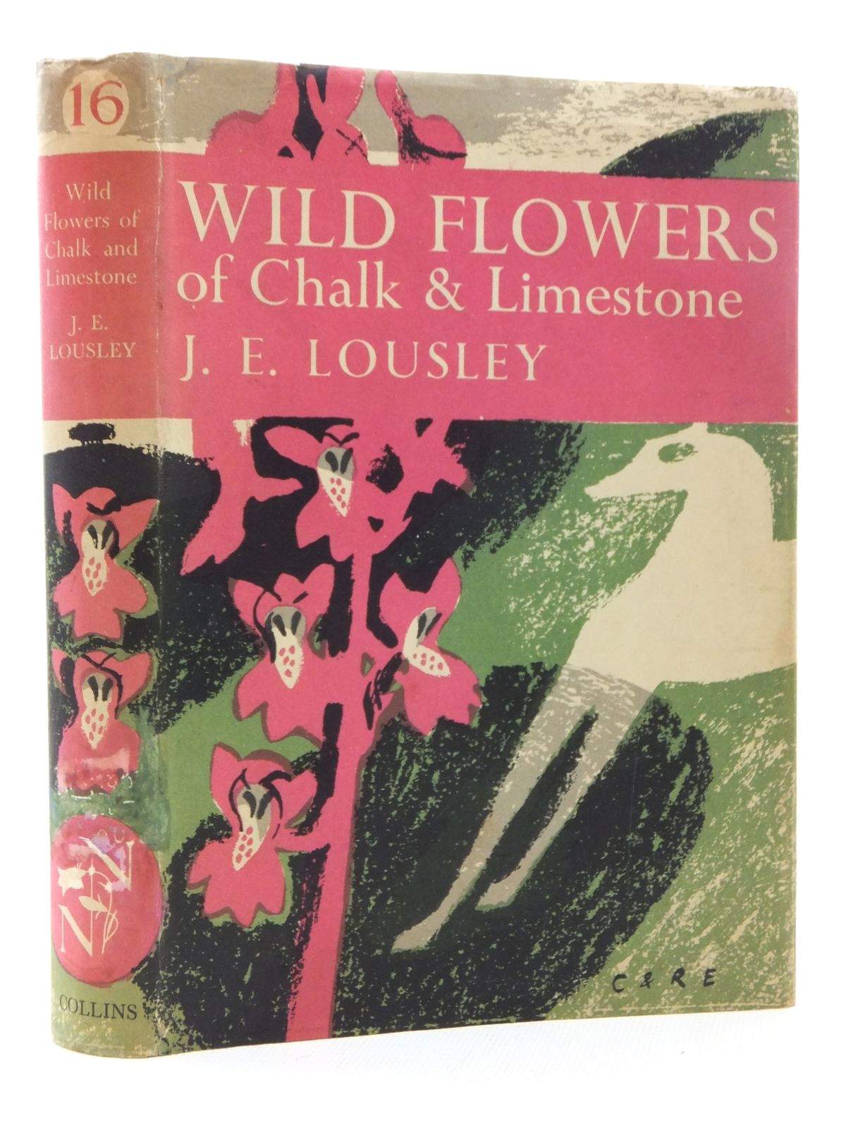 Photo of WILD FLOWERS OF CHALK & LIMESTONE (NN 16) written by Lousley, J.E. published by Collins (STOCK CODE: 1609604)  for sale by Stella & Rose's Books