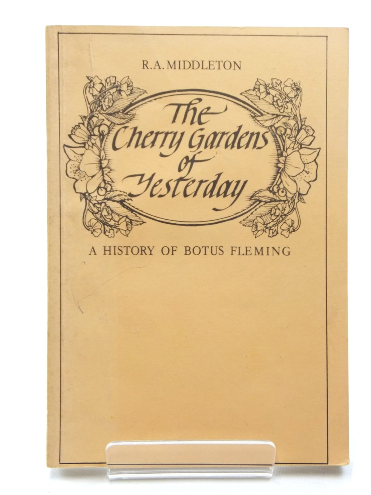 Photo of THE CHERRY GARDENS OF YESTERDAY written by Middleton, R.A. illustrated by Reilly, Kevin published by Lodenek Press (STOCK CODE: 1609614)  for sale by Stella & Rose's Books